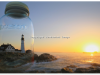 Portland Headlight in a Mason Jar   Todd Burgess