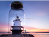 Spring Point Lighthouse in a Mason Jar   Todd Burgess