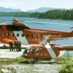 CG S-61N Helicopter #253