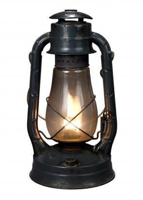 Kerosene Lamp Lighthouse Memories