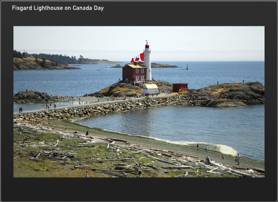 Picture BC - Fisgard Lighthouse