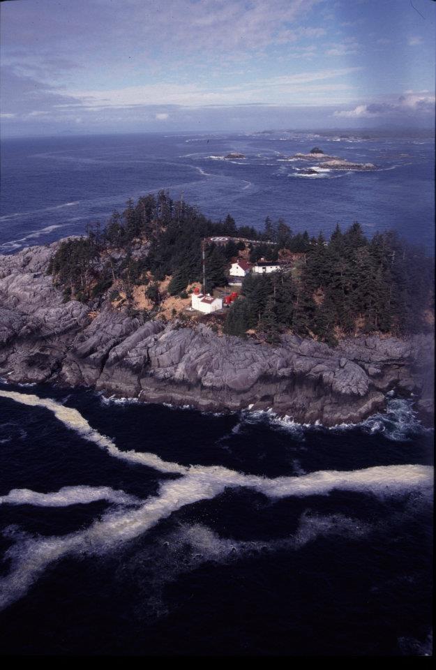 McInnes island tidelines