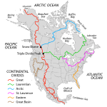 NorthAmerica-WaterDivides