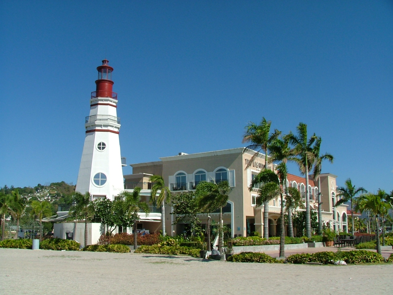 The Lighthouse Marina Resort