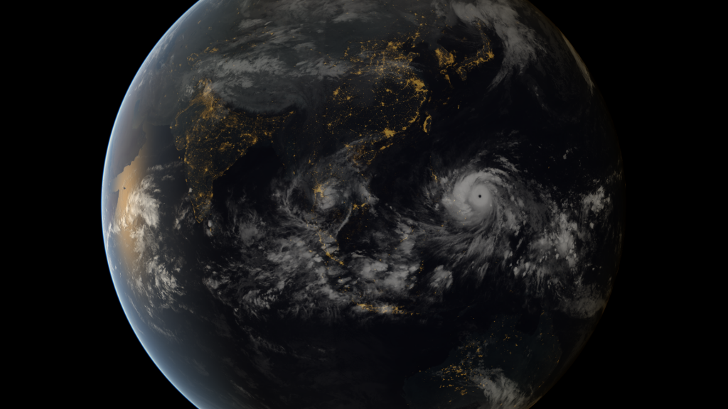 Typhoon Haiyan (Yolanda in the Philippines)