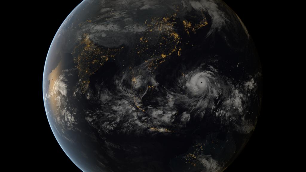 Typhoon Haiyan (Yolanda in the Philippines)