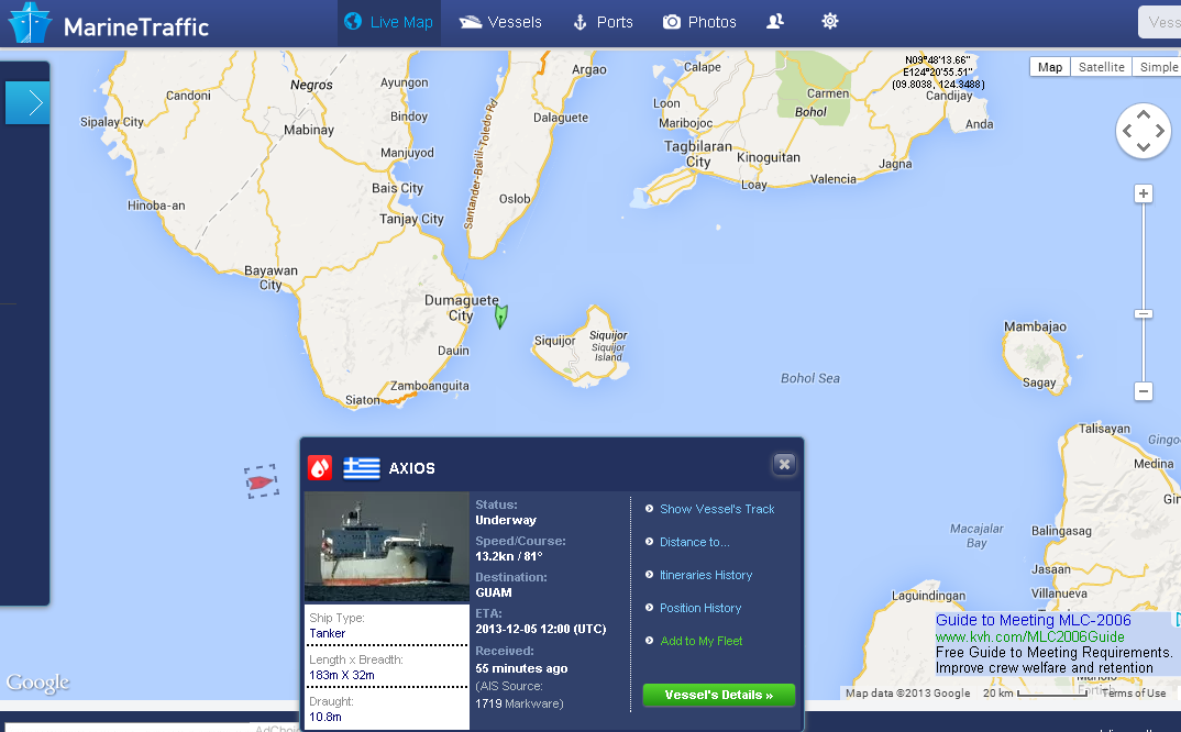 Live Ships Map AIS Vessel Traffic And Positions AIS Marine Traffic - Live map online