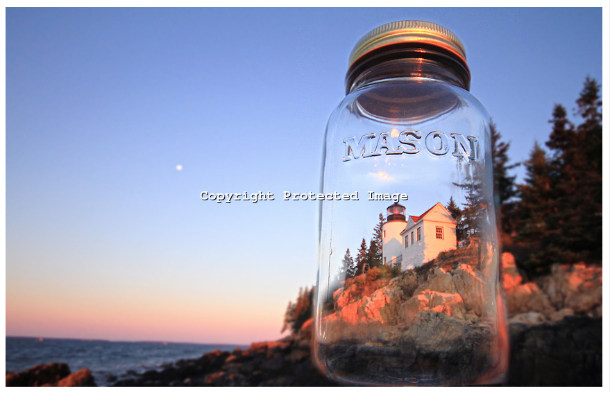 Bass Harbor Head Light   Todd Burgess2
