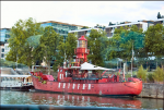 Lightship in Paris  France   Flickr   Photo Sharing