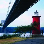 Little-Red-lighthouse-and-bridge