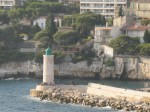 Cassis harbour light look likes this
