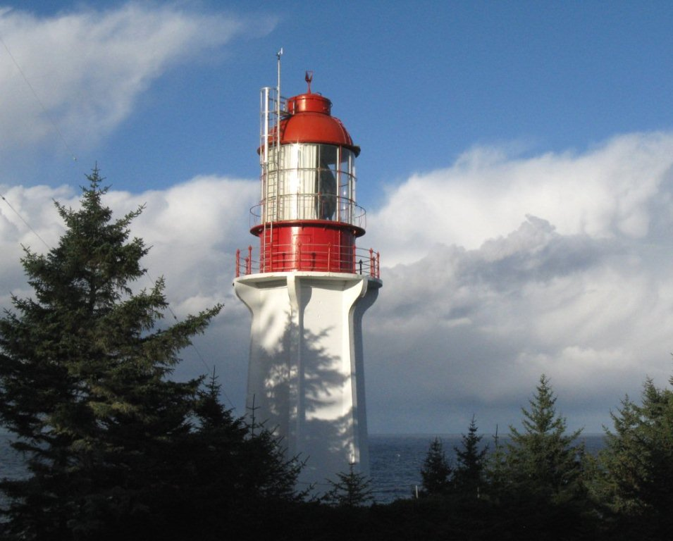 Langara Lifghthouse Tower