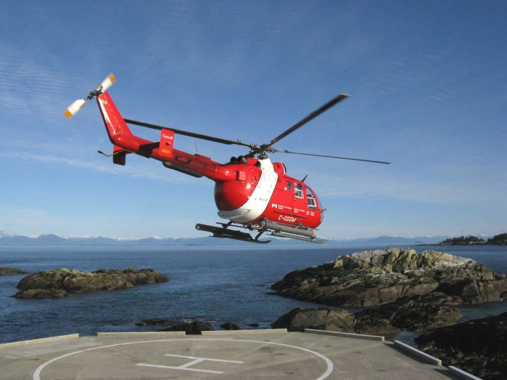 CG helicopter #356