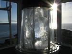 21 Fresnel lens in lighthouse, Green Island Lightstation (4)