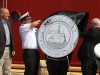 the-new-20-dollar-fine-silver-coin-is-unveiled-by-mp-jeff-watson-assistant-commissioner-wade-spurrell-and-the-chairman-of-the-royal-canadian-mint-jim-love